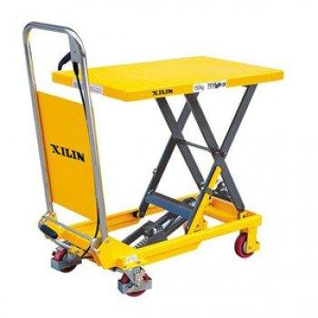 Стол подъёмный передвижной XILIN SP150 (г/п 150 кг, в/п 225-740 мм)