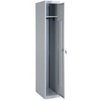 Металлический шкаф для одежды ШРС-11-300 (модульный)
