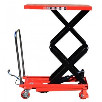 Гидравлический подъемный стол FD-15 OXLIFT (г/п 150 кг, в/п 1260 мм, р/п 700х450 мм)
